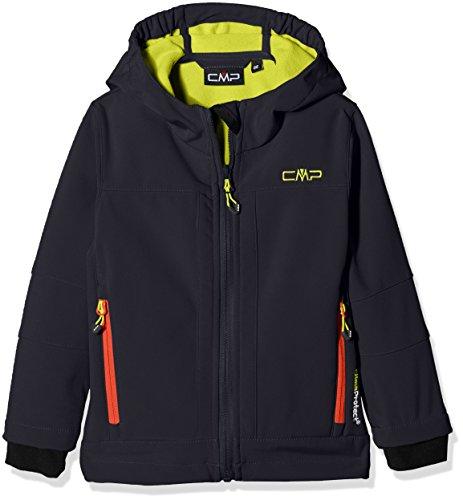 CMP Kinder 3A00094 Jacke, Anthracite-Lime, 110