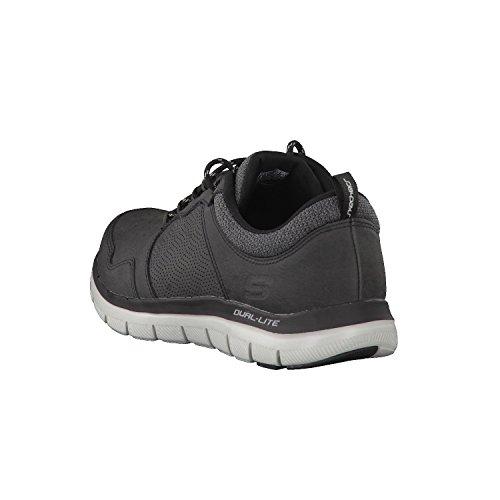 Skechers 52124 hommes Baskets Noir