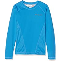 Columbia niños Midweight Crew 2 Baselayer Top, Infantil, color Peninsula, tamaño XXS