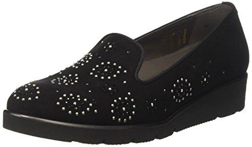 Melluso R20116, Zapatillas Para Mujer, Beige (Misca), 37 EU amazon-shoes el-gris
