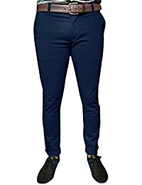 oiin Men's Slim fit Chinos