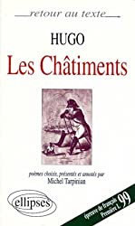 Hugo, Les Châtiments : Choix de poèmes