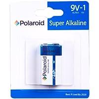 Polaroid 9v Single Super Alkaline Battery