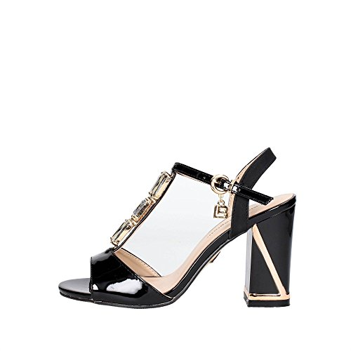Laura Biagiotti 401 Sandalo Donna Nero