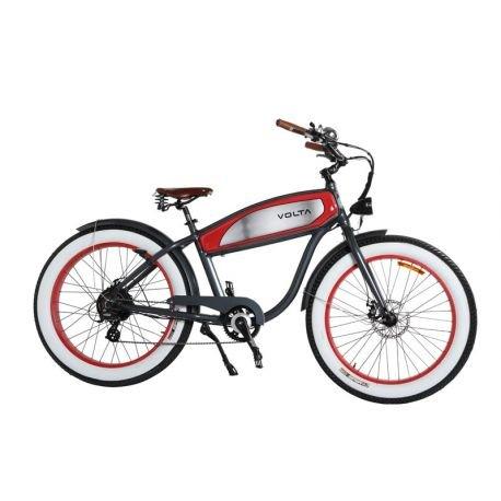 VoltaWay e-Bike Cyclone Retro Fatbike Beachbike Elektrofahrrad*