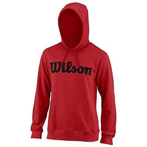 Wilson M Script Cotton PO Hoody - Sudadera