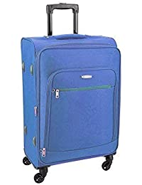 VIP Polyster Blue 115L Soft-Sided Check in Luggage