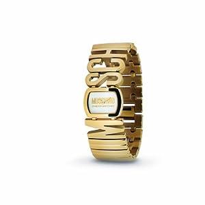 Moschino MW0129 - Reloj analógico de mujer de cuarzo de Moschino