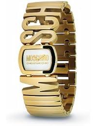 Moschino MW0129 - Reloj analógico de mujer de cuarzo