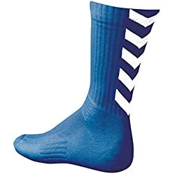 Chaussettes Hummel Authentic Indoor - royal/blanc