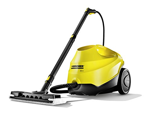 Karcher SC3 All-in-One Steam Cleaner, 1900 W, 3.5 Bar Test