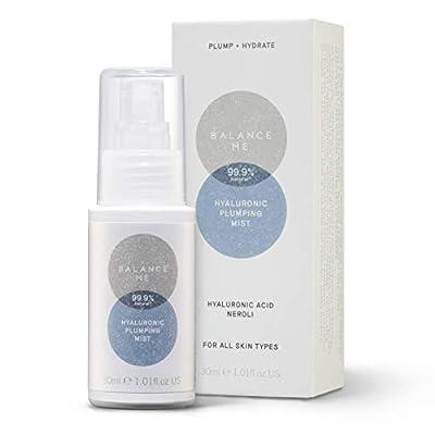 Face Mist, Balance Me Hyaluronic Plumping Mist 30 ml