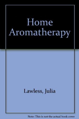 Home Aromatherapy