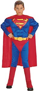 Superman costume for children 1 to 2 years