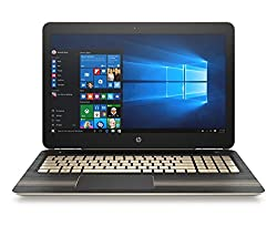 HP Pavilion 15-AU114TX 15.6-inch Laptop (Core i5-7200U/8GB/1TB/Windows 10 Home/2GB Graphics), Silver