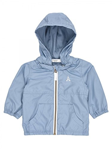 name it Baby Jungen Übergangsjacke, Jacke MAG in ashley blue, Größe:80