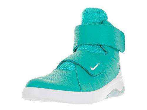 Nike Herren Marxman Basketballschuhe Verde (Hyper Jade / Hyper Jade-White-Ice)