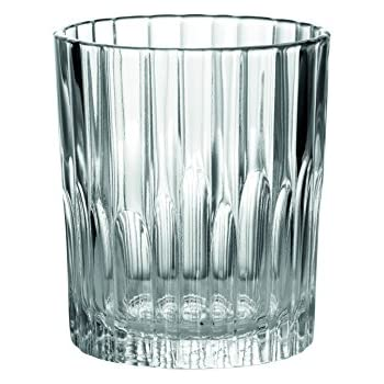 Duralex 1056AC04 Manhattan Clear Glass Tumblers Set of 4, 7.5 cm