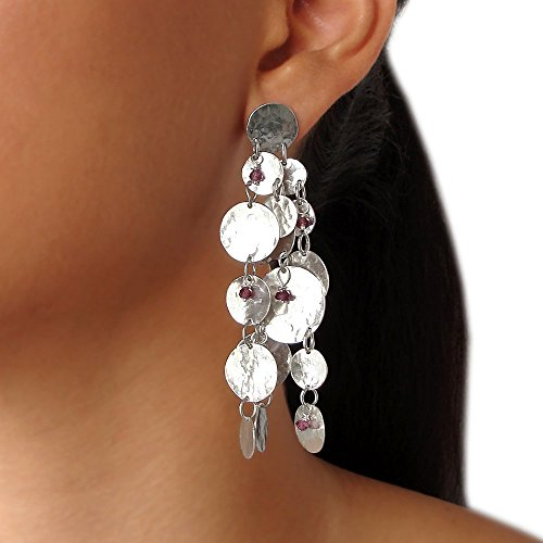 pair-of-925-solid-sterling-silver-dangle-long-chandelier-earrings-gypsy-earrings-long-drop-earrings-