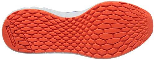 New Balance - M980 D V2, Scarpe da corsa da uomo Blu (Blue / Orange)