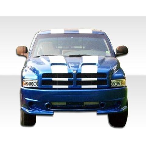 Dodge 1994-2001 Ram Duraflex Phantom Front Bumper, 1 pezzo da (1994 2001 Dodge Ram)