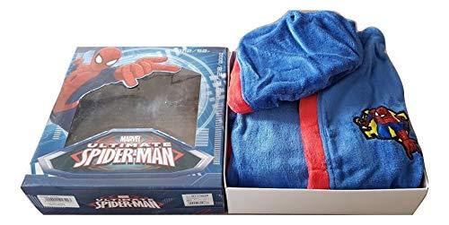 Spiderman - Albornoz con Capucha en Caja