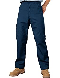 Pionier THERMO-HOSE CANVAS (MARINE) - Winter/Thermokleidung 26 Marineblau