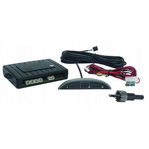 Preisvergleich Produktbild Einparkhilfe McVoice EP-3000' Ultraschall für 4 Sensoren Display