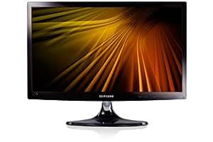 Samsung T24B350EW/EN 61 cm (24 Zoll) Wide Screen TFT-Monitor, Energieeffizienzklasse B (TV-Tuner, LED, HDMI, SCART, 5ms Reaktionszeit) schwarz