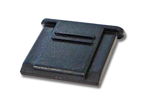 vhbw Blitzschuh Abdeckung Kunststoff für Panasonic Lumix DMC-FZ200, DMC-FZ72, DMC-G3, DMC-G5, DMC-G6,...