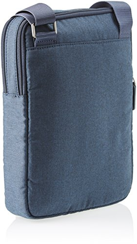 Piquadro Ca4201w84, Borsa Messenger Uomo, 4 x 27 x 20 cm (W x H x L) Blu