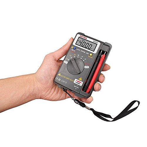 Zoom IMG-3 aheadad multimetro digitale portatile voltmetro