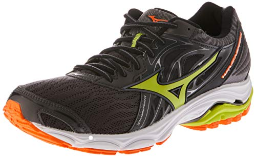 Mizuno Wave Inspire 14, Scarpe da Running Uomo, Blu (Directoire Blue/Bluedepths/Safety Yellow), 42 EU