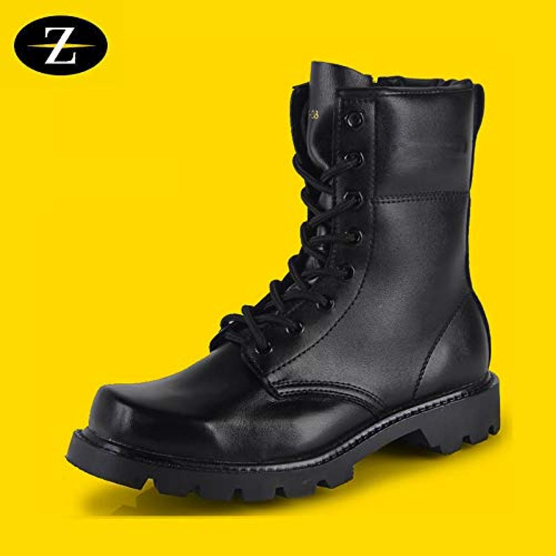 HCBYJ scarpa Forze Speciali di Combattimento Stivali per Il Tempo Libero Stivali Militari all'aperto Forze Speciali...   Facile da usare    Gentiluomo/Signora Scarpa