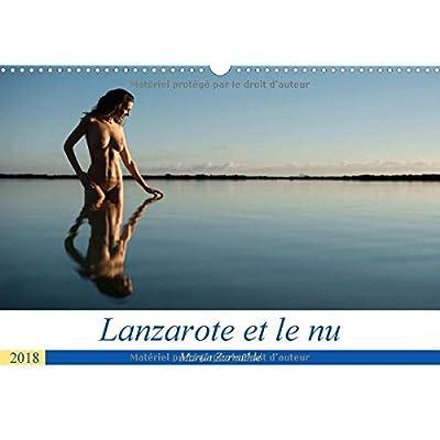 Lanzarote et le nu 2018: Photos erotiques dans la nature de l'Ile de Lanzarote