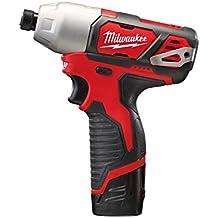 Milwaukee - Atornillador De Impacto Subcompacto M12 - M12 Bid