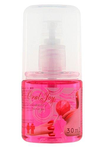 Cobeco Intimgel'Oral Joy' Erdbeere 30 ml, 1er Pack (1 x 30 ml)