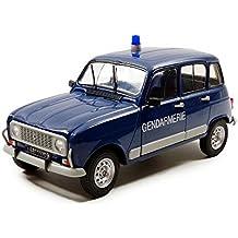Solido 421183930 – Renault 4L Turbo Gendarmería, vehículos, ...