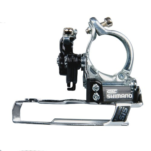 SHIMANO Umwerfer, Dual Pull, 42 Zähne -