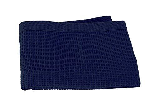 In piquet Taubert Thalasso Soft sauna-Panno da donna in acciaio inox 4900 navy