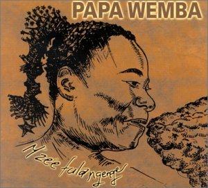 Papa Wemba - M'zee