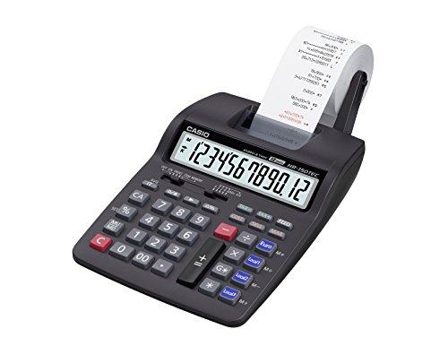 Casio HR150TEC Medium Duty Printing Calculator Test