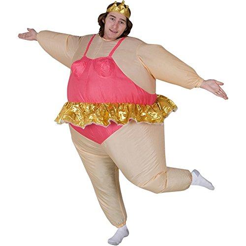 Inflatable Costume Ballerina