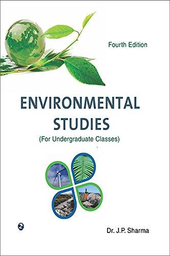 Environmental Studies (In 2 Colour)