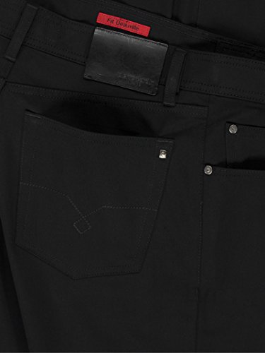Pierre Cardin - Ceramica-Stretchhose, schwarz 599/88/3196 Schwarz