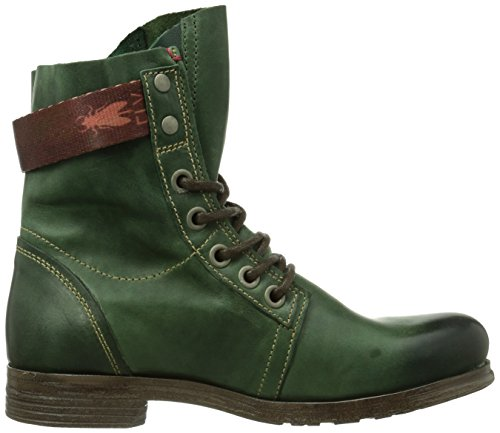 Fly London  STAY, Boots biker femme Vert - vert