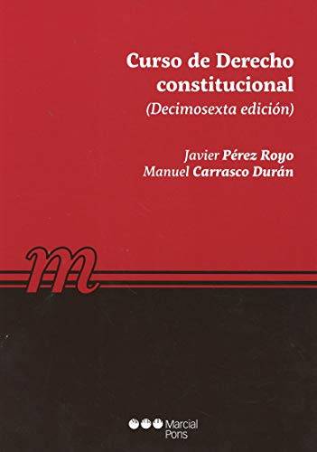 CURSO DE DERECHO CONSTITUCIONAL 2018