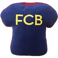 CTI 044658 - Cojín de FC Barcelona con forma de camiseta 709944c6dbd