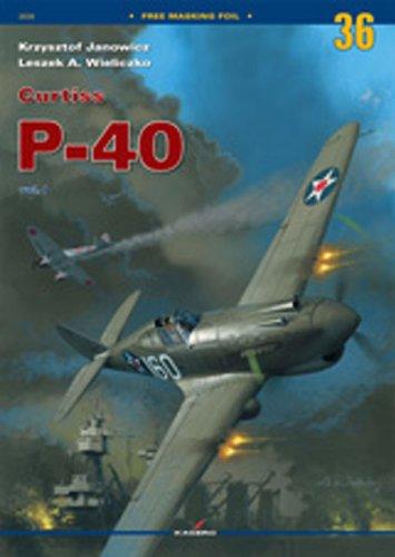 Curtiss P-40 Vol. I: 1 (Monographs) por Krzysztof Janowicz