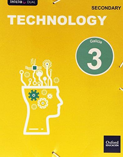 Inicia Technology 3.º ESO. Student's book. Galicia (Inicia Dual)